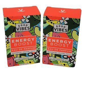 Good Vibes Eau De Parfum Energy Boost 50ML 1.7 oz